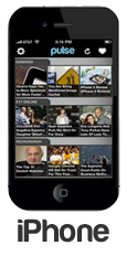 Pulse News for iPhone, iPod and iPod Touch